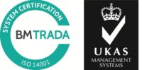 bmtrada ISO 14001 Certification